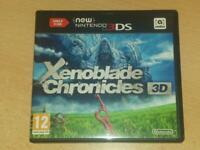 Xenoblade Chronicles 3D Only for New Nintendo 3DS UK Game **FREE UK POSTAGE**