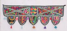 Toran Door Valance Wall Hanging Vintage Handmade Window Home Decor PW-18