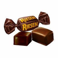 100g RIESEN Classic Chocolate Caramel Candy Chews Gavoa Cocoa (Import)