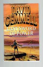 DAVID GEMMELL  pb  The Last Sword of Power  Stones of Power Bk. 2