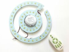 Remote Control Dimmable 5730 SMD LED Panel Retrofit Ceiling Light Fixture Board