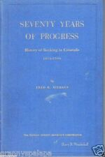 Seventy Years Of Progress-History Of Banking In Colorado-1876-1946-FDIC-Niehaus