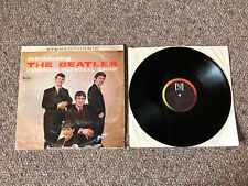 The Beatles Introducing the Beatles 1964 Capitol Vinyl Record VG+ NOT ORIGINAL