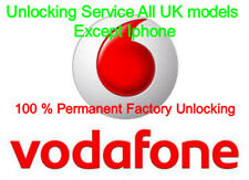 Vodafone Generic UK Unlocking Service For Nokia Lumia, Sony, Blackberry & HTC Im