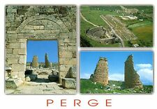 Türkiy-Antalya-Perge-Théâtre et Hellenistisches ville, aller