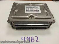 00 01 02 03 SEVILLE COMPUTER BRAIN ENGINE CONTROL ECU ECM MODULE EBX N4982