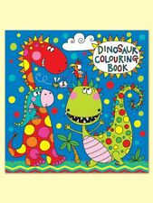 Dinosaurs Children's Colouring Book Rachel Ellen Boys Gift Birthday Art & Crafts