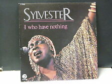 SYLVESTER I who have nothing F17066