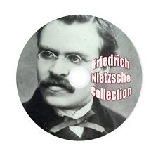Friedrich Nietzsche Collection, 5 AudioBooks On 1 Disk