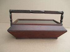 Vitrine / Showcase MINIATURE  Display Case  -  HIGH Style Antique Victorian