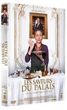 DVD *** LES SAVEURS DU PALAIS *** avec Catherine Frot ( neuf sous blister )