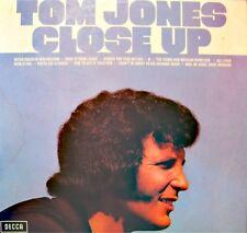 ++TOM JONES close up LP 1972 DECCA FR witch queen of new orleans RARE VG++