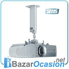 Support Projecteur Colonne Fixe Toit Argent projecteur Argent AE0 14005 CL F500