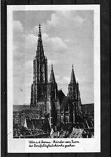 AK - Ulm - Münster,vom Turm d. Dreifaltigkeitskirche - um 1930  ( 24647 )