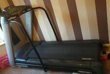 Precor Quick Start Treadmills