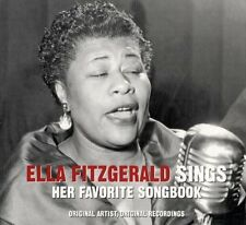 Ella Fitzgerald : Sings Her Favourite Songbook (CD 2006) FREE!! UK 24-HR POST!!