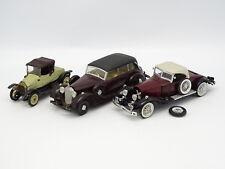 Rio SB 1/43 - Lot de 3 Modèles dont Mercedes