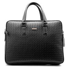 Real Leather Men's Bag Messenger Shoulder Bag Laptop Case Briefcase Husband Gift