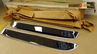 NOS 1973-1987 Chevy GMC Silverado Cheyenne C-10 C-20 Accessory Door Vent Shades