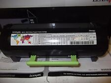 NEW (2 Pack) LEXMARK MS310 MS410 MS415 MS510 MS610 3000yld each toner cartridge