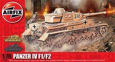 Airfix A02308 1/76 Plastic WWII German Panzer IV F1/F2