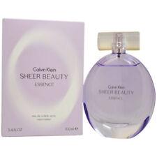 CK Sheer Beauty Essence von Calvin Klein 3.3/3.4 OZ EDT Spray NIB versiegelt Frauen