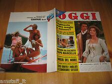 OGGI 1976/34=MONICA GUERRITORE=GIOVANNI CRIPPA=GLORIA GUIDA=BRENDA WELCH=POLI P.