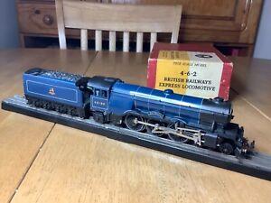 Trix Twin 1/540 3 Rail AC BR Blue 4-6-2 A3 Class Loco 60103 Scotsman