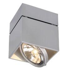 Lampadari da soffitto in acciaio G53 da 1-3 luci