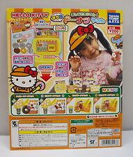 Sanrio Hello Kitty Mini Donut 5pcs - Takara Tomy ARTS Gashapon    ,  #ok