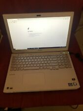 Sony Vaio Laptop svs151190x, 8gb Ram, i5 3320m, Nvidia Gt 640m Le, No Hdd