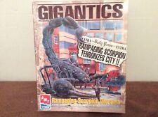 Gigantics Rampaging Scorpion Diorama AMT/ERTL - No. 8390
