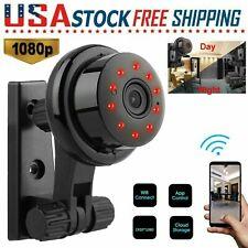 1080P Wireless WiFi CCTV Indoor/Outdoor HD MINI IP Camera CAM Home Security USA