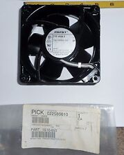 THERMADOR TRANSFORMER COOLING FAN MOTOR,  P/N 00487021/487021 FOR CM OVENS; NEW!