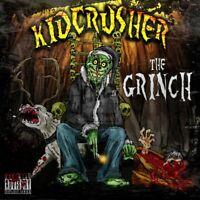 CD - KidCrusher - The Grinch (2010) Horrorcore Metal Rap Australia ICP Juggalo