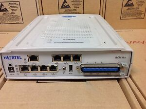 Nortel Networks BCM50 BCM50e NT9T6100 07 Business Communications Manager