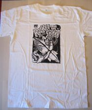 vintage ROCKET FROM THE CRYPT T-SHIRT tshirt rftc white