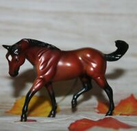 #5401 Breyer Horse Stablemate, Appaloosa QH, Bay
