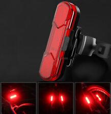 Fahrrad Rücklicht LED Mit USB wiederaufladbare Led 4 Mode Nachtlicht Radfahren