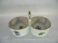 Herend porcelain Wildflowers Musterring piatto