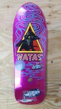 Santa Cruz Skateboards Natas kaupas kitten vintage old school deck