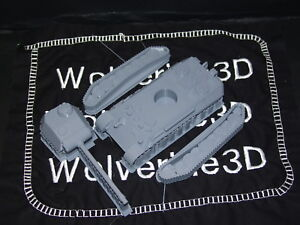 German 1/72nd Scale Panther Tank FREE SHIPPING