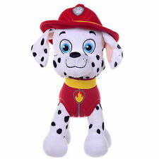 """NEW OFFICIAL 12"""" PAW PATROL MARSHALL PUP PLUSH SOFT TOY NICKELODEON DOGS"""