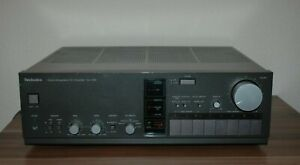 Technics SU V 6 Vintage Integrated Pre Out Amplifier Vollverstärker Verstärker