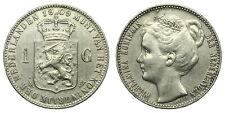 Netherlands - 1 Gulden 1909