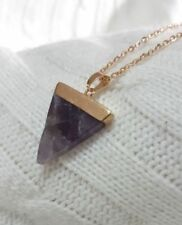 Unbranded Amethyst Natural Fashion Necklaces & Pendants