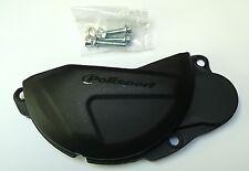 Kupplungsdeckel Protektor Cover Schutz Honda CRF 250 Bj. 2010-2015 schwarz