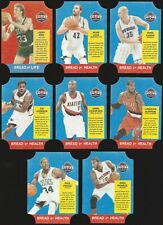 2011-12 Panini Past and Present Bread for Health Life You Pick Finish Your Set