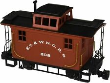 "New Bachmann Bobber Caboose ET & WNC - 93120 ""G"" Scale Rolling Stock Train"