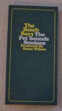 The Pet Sounds Sessions [Long Box] The Beach Boys (4CD, Nov-1997, Capitol) VG++